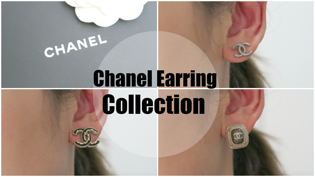 Chanel Earring Collection Hakme Beauty